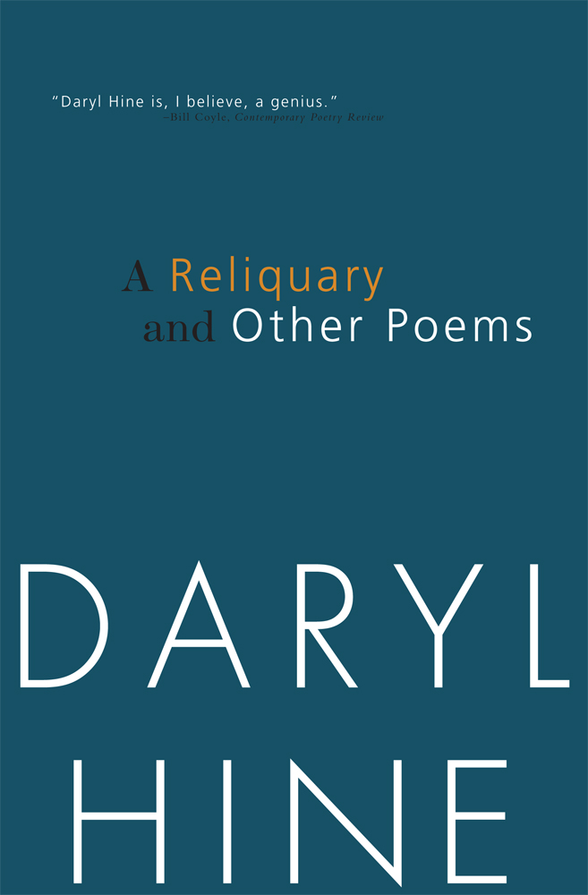 A Reliquary and Other Poems
