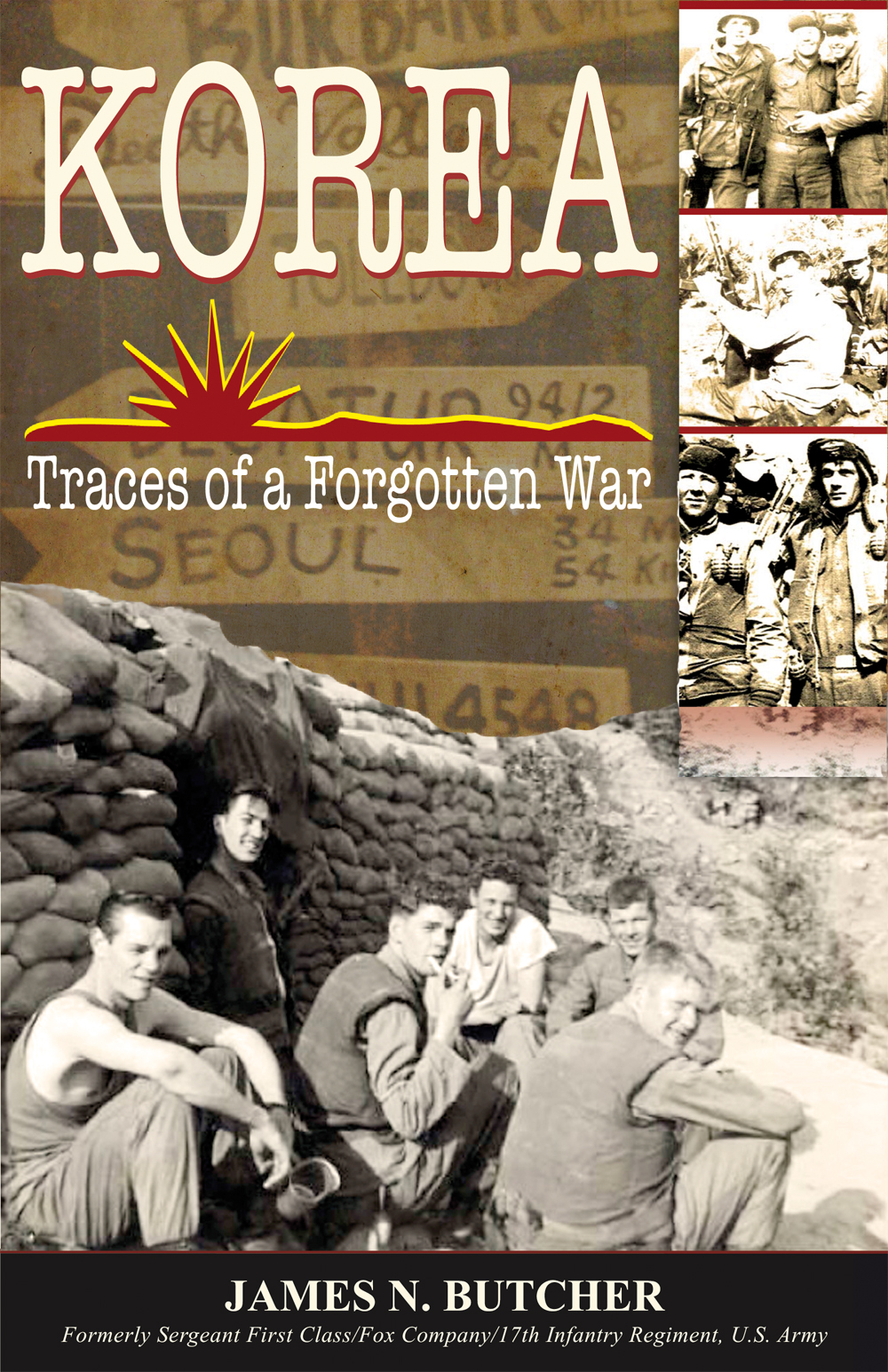 Korea: Traces of a Forgotten War