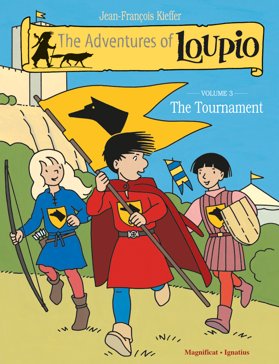 The Adventures of Loupio, Volume 3