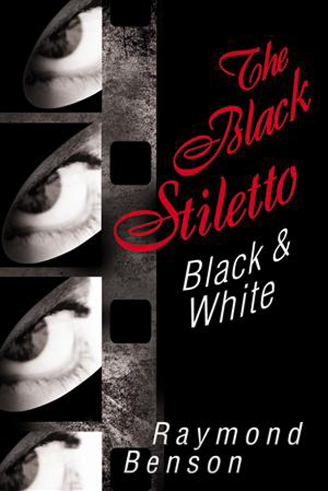 The Black Stiletto: Black & White