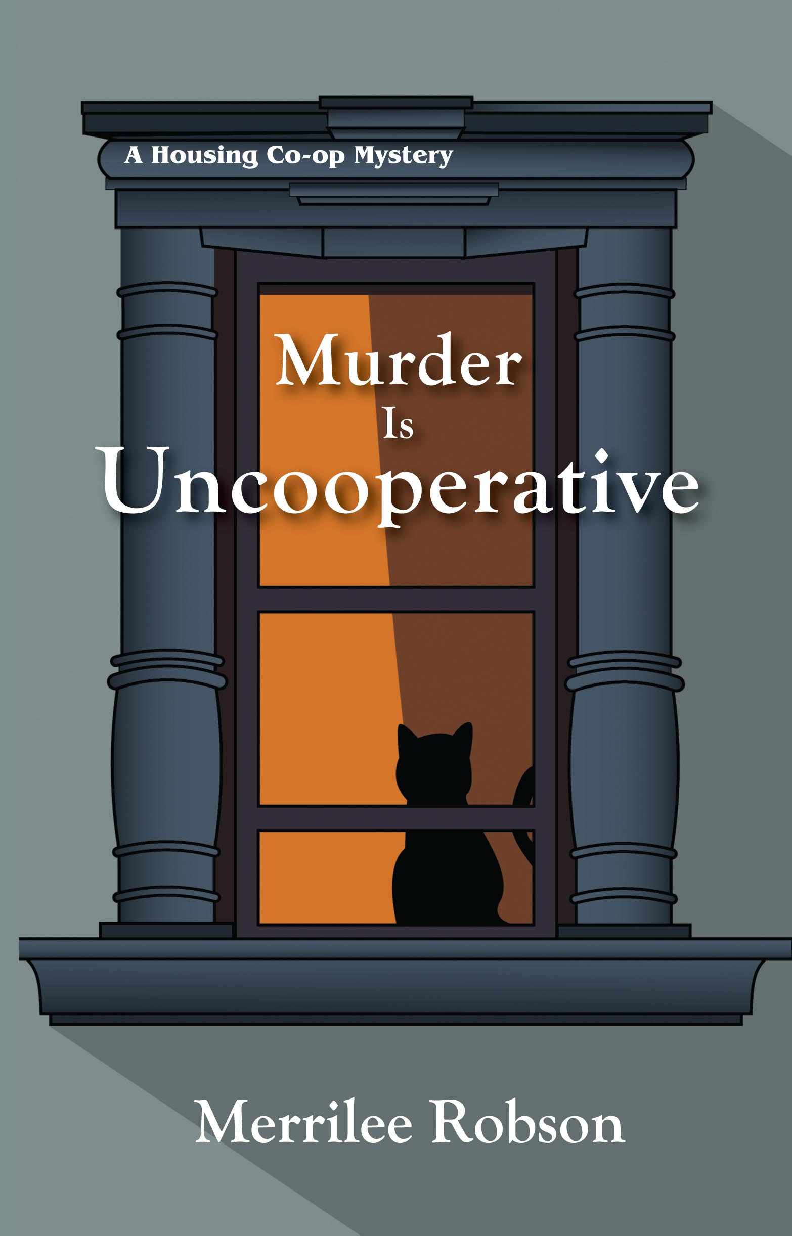 Murder is Uncooperative - Book Detail - Midpoint Book Sales
