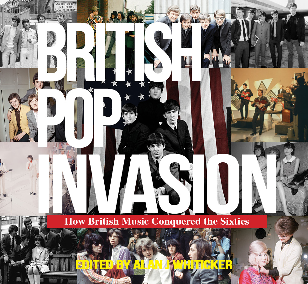 British Pop Invasion