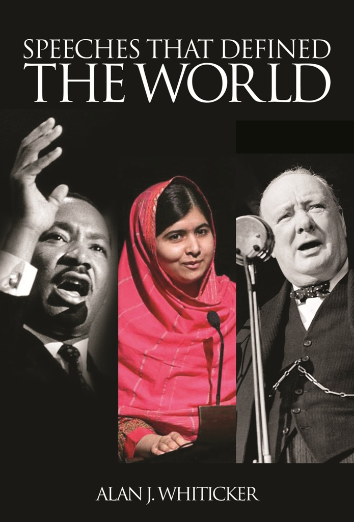 Speeches that Defined the World
