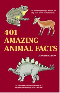 401 Amazing Animal Facts