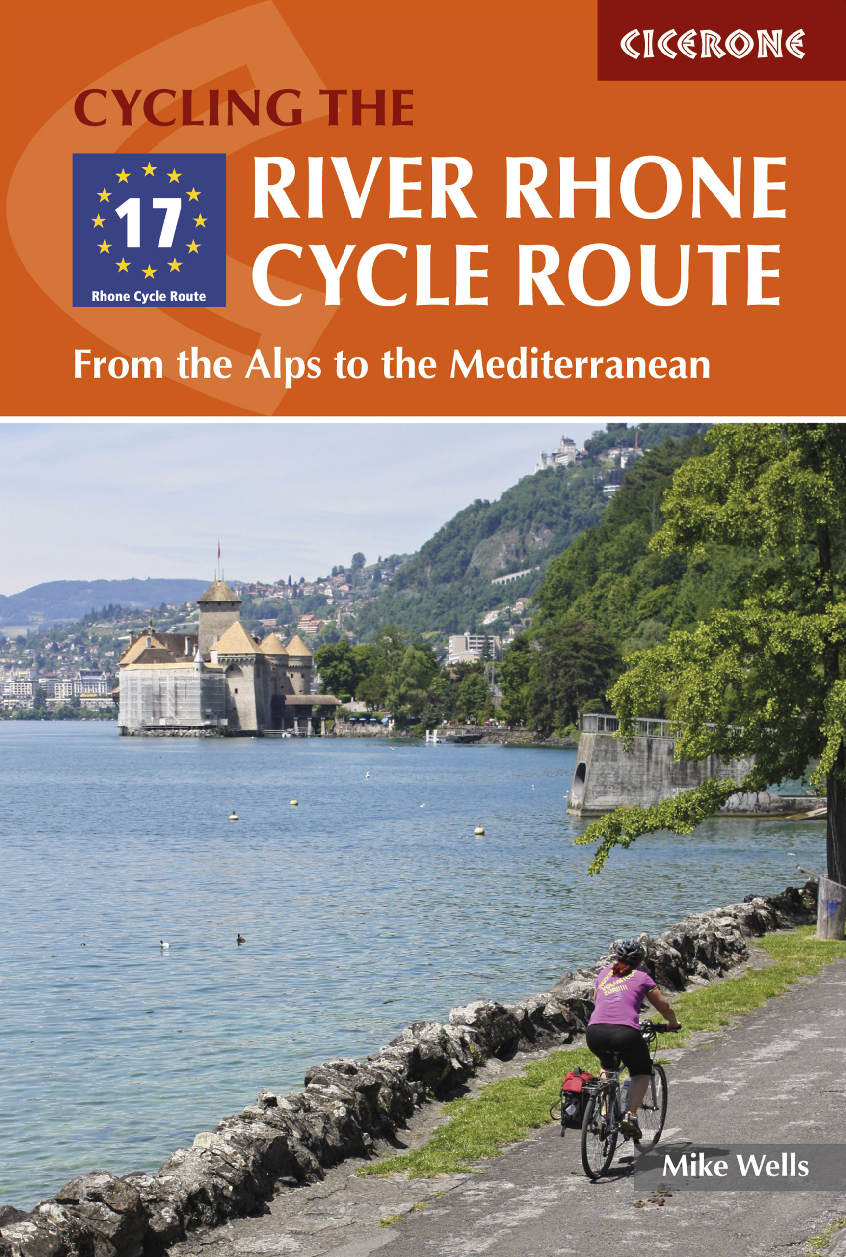 Cycling the River Rhone Cycle Route