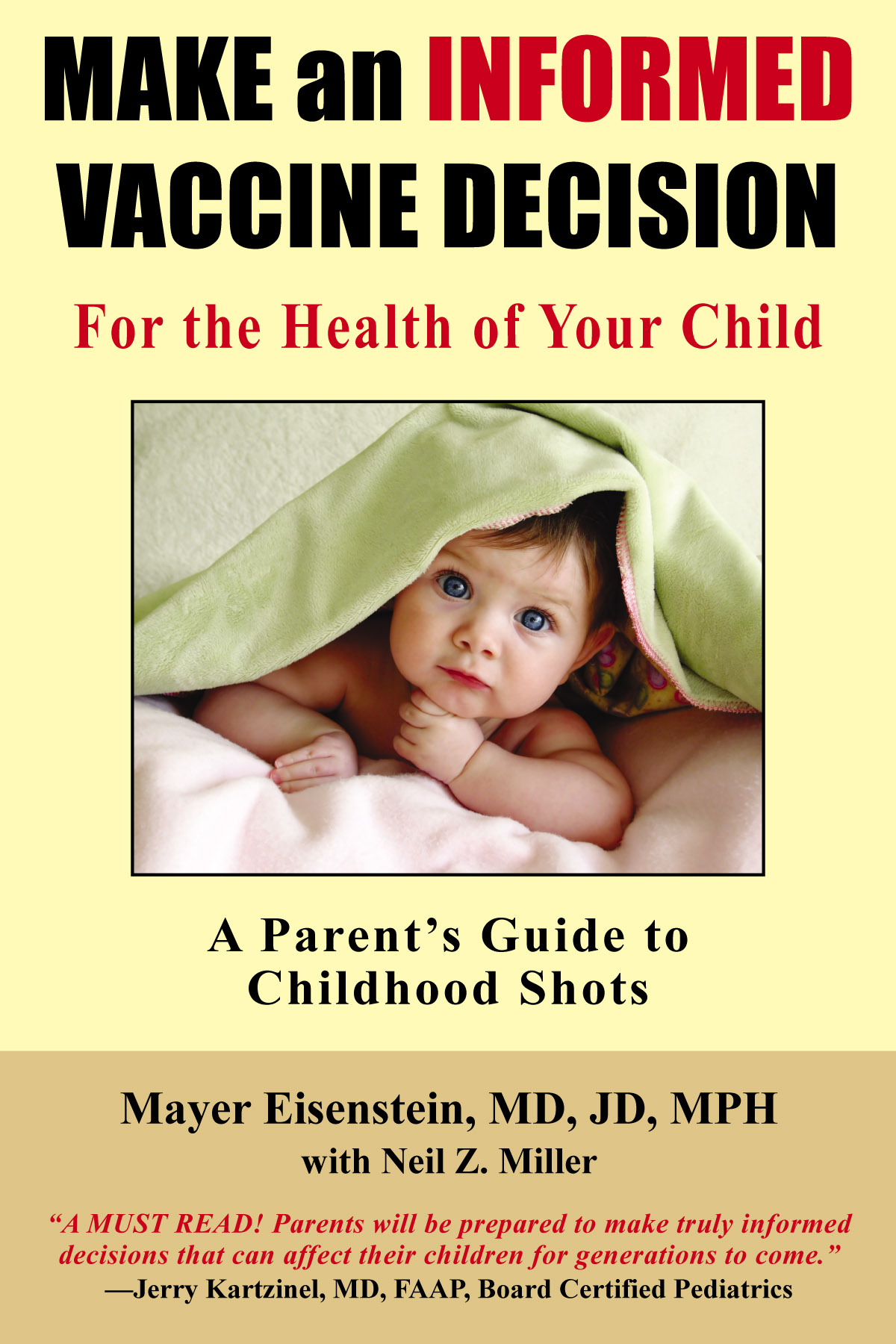 Make an Informed Vaccine Decision for the Health of Your Child