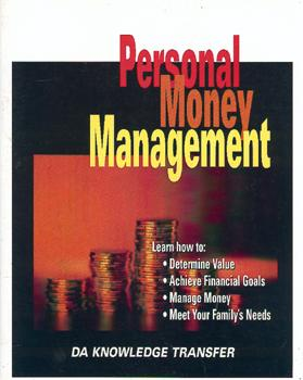 Personal Money Management