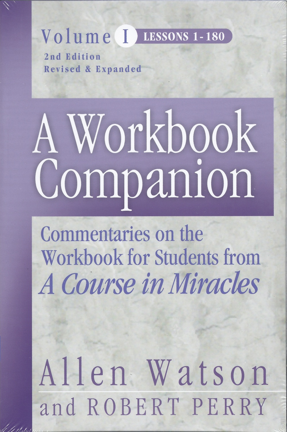 A Workbook Companion Vol. I