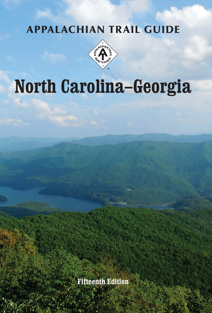 Appalachian Trail Guide to North Carolina-Georgia