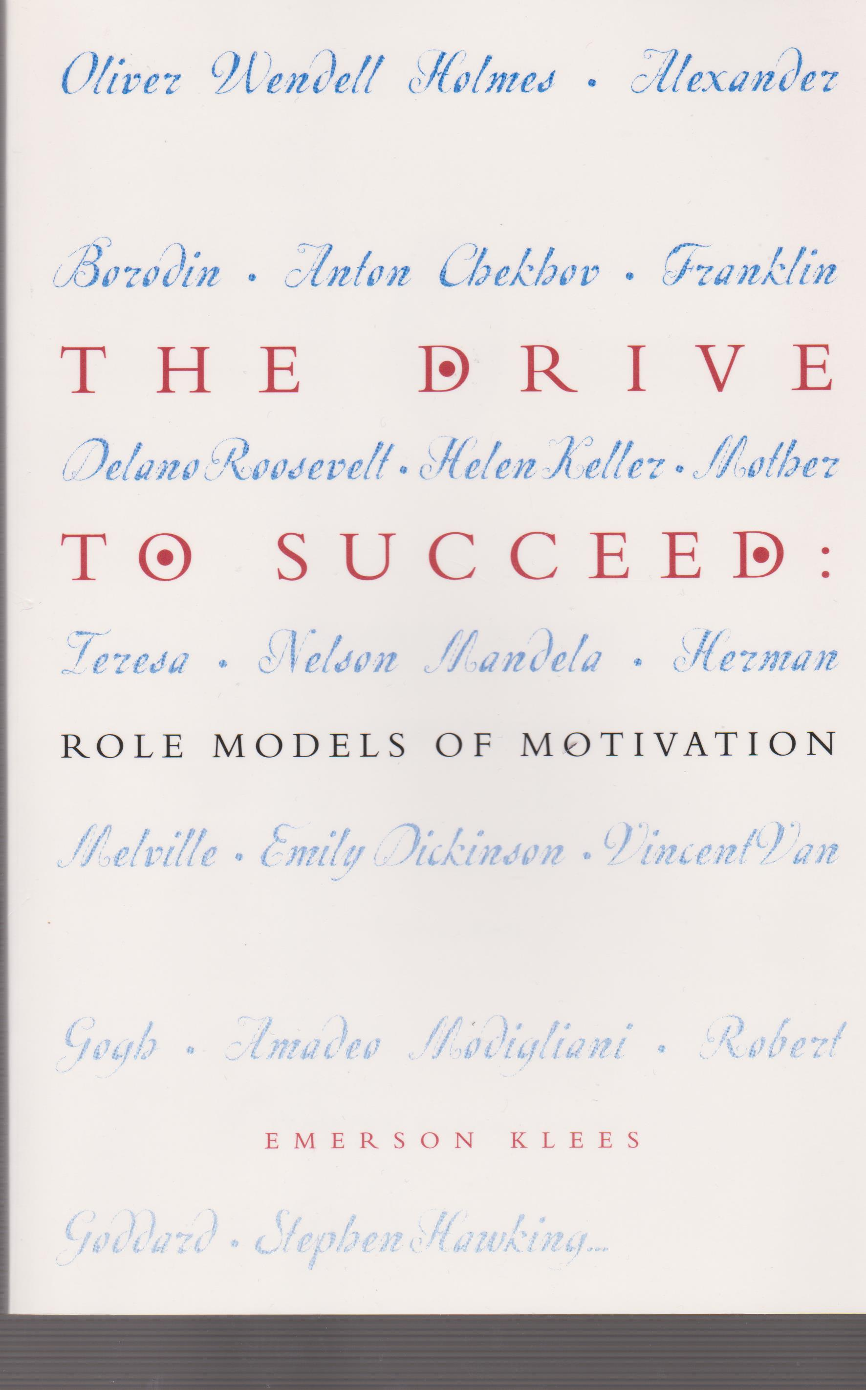 The Drive To Succeed