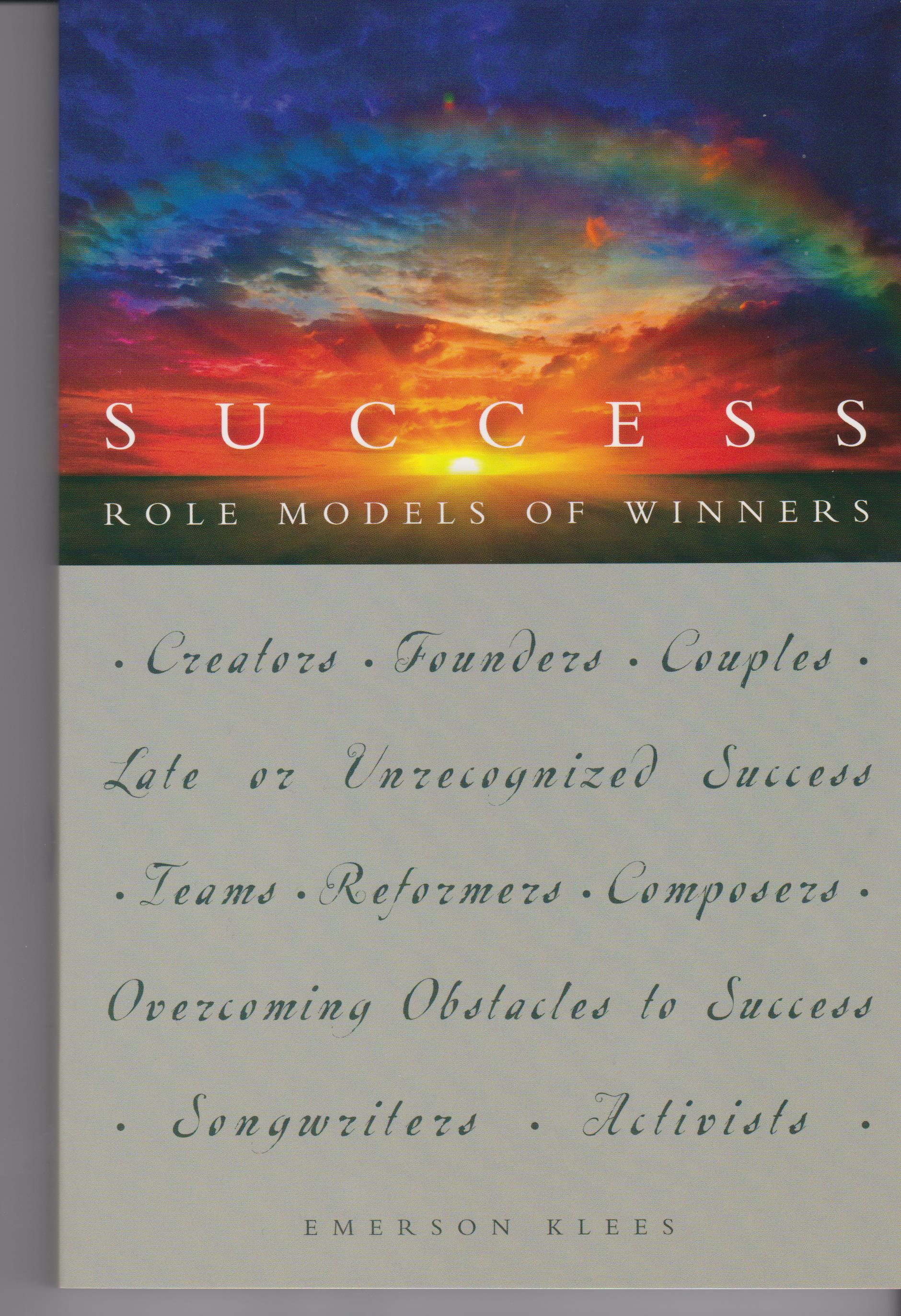 Success: Role Models of Winners