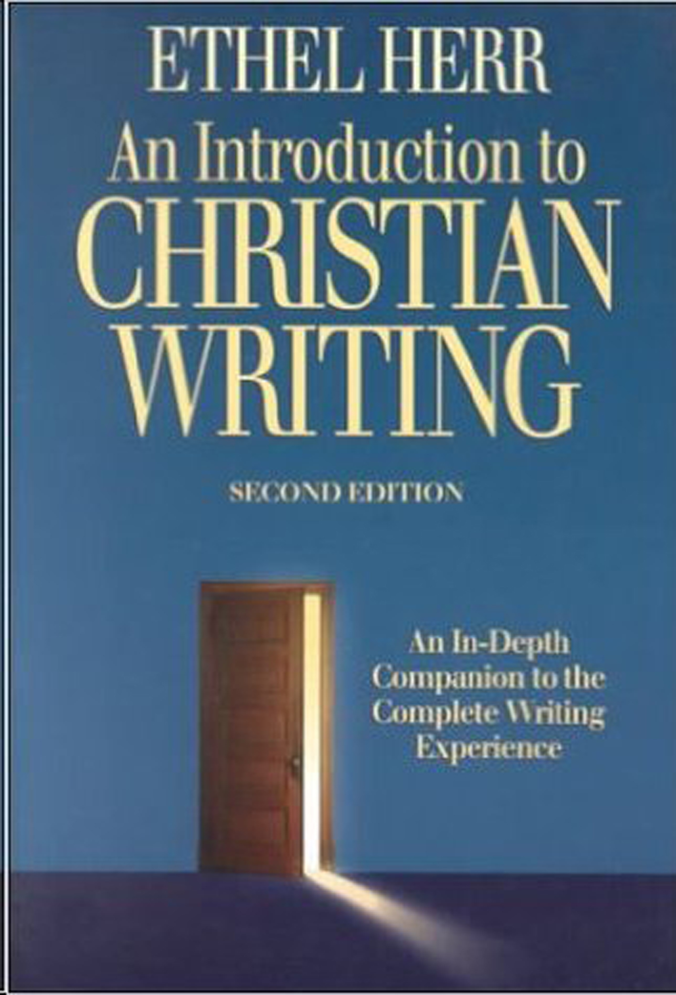 An Introduction to Christian Writing