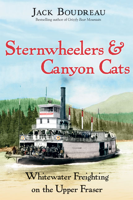 Sternwheelers and Canyon Cats