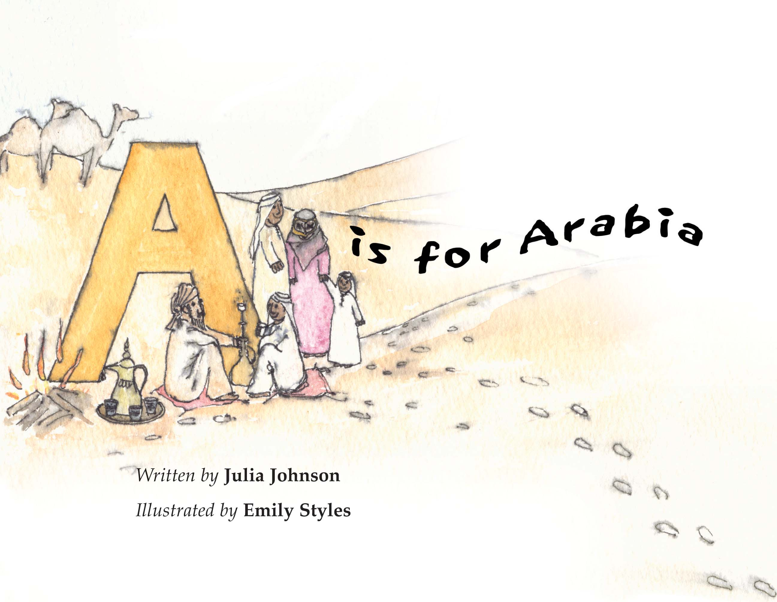 A is for Arabia