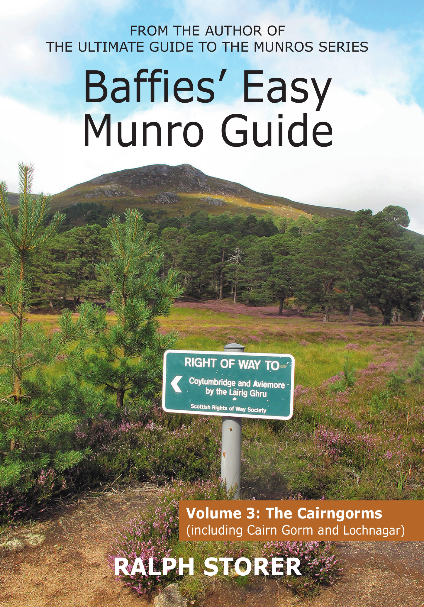 Baffies Easy Munro Guide: The Cairngorms
