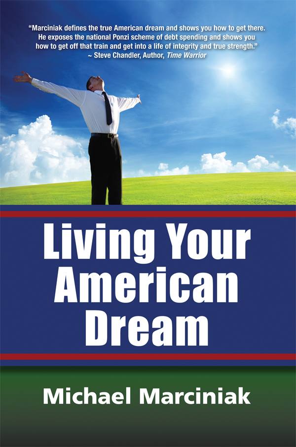 Living Your American Dream