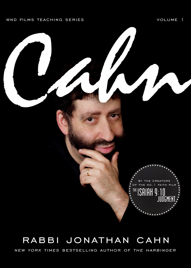 Jonathan Cahn's Biblical Teachings -- Volume 1