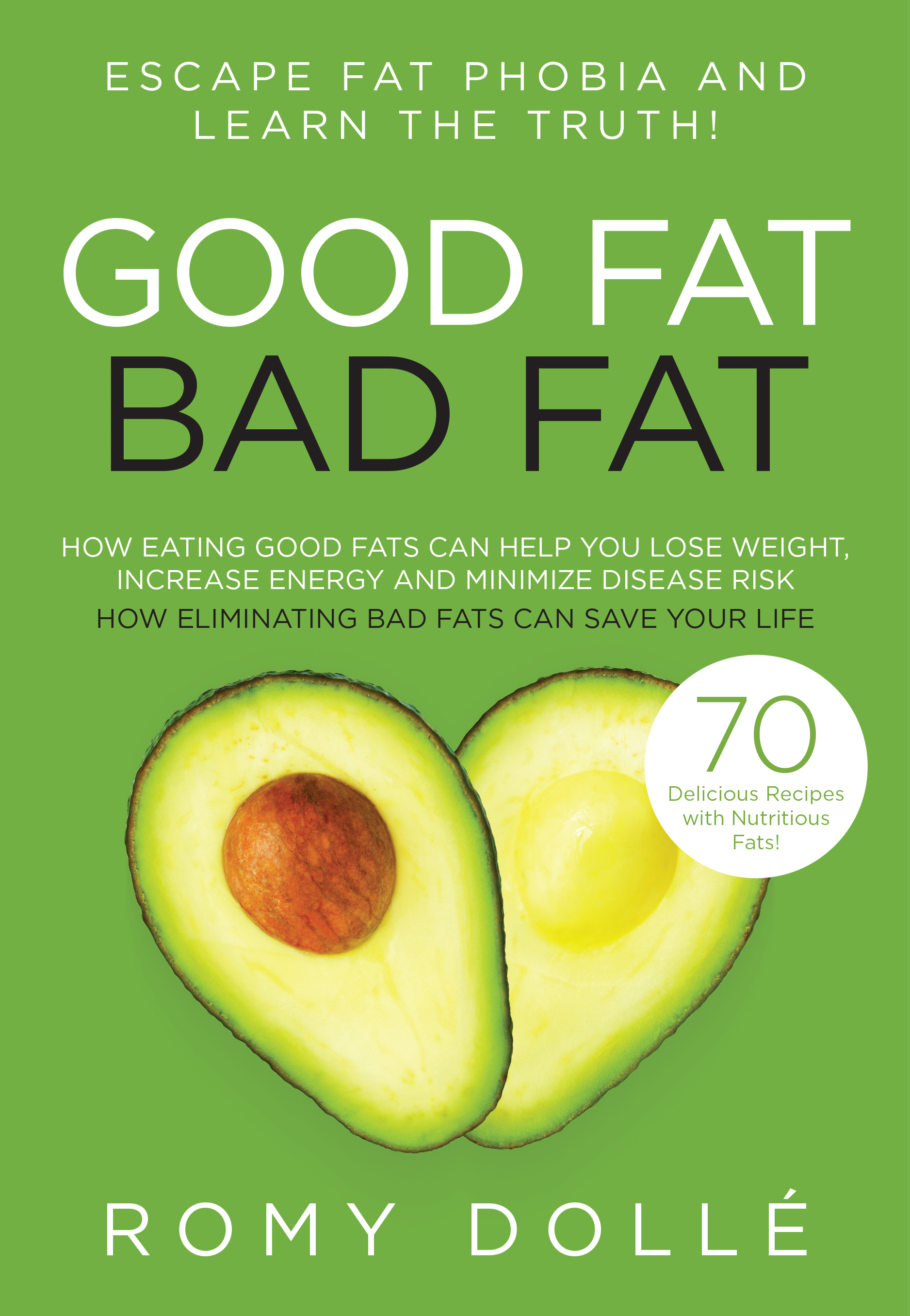 Good Fat, Bad Fat