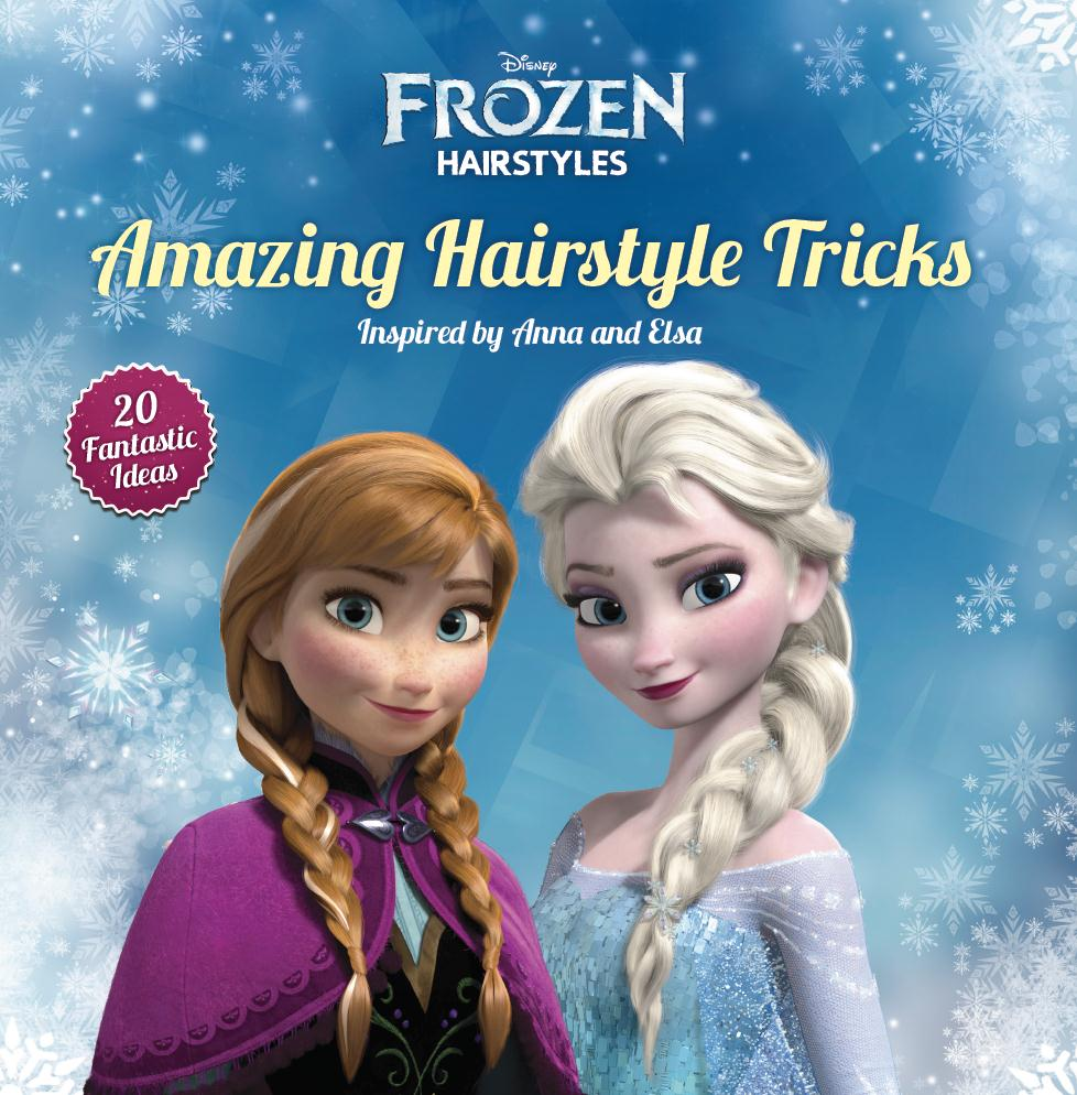 Amazing Frozen Hairstyle Tricks