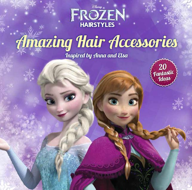 Amazing Frozen Hair Accessories