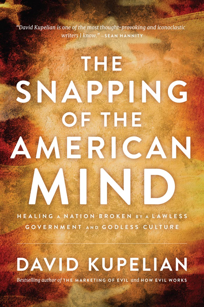 The Snapping of the American Mind