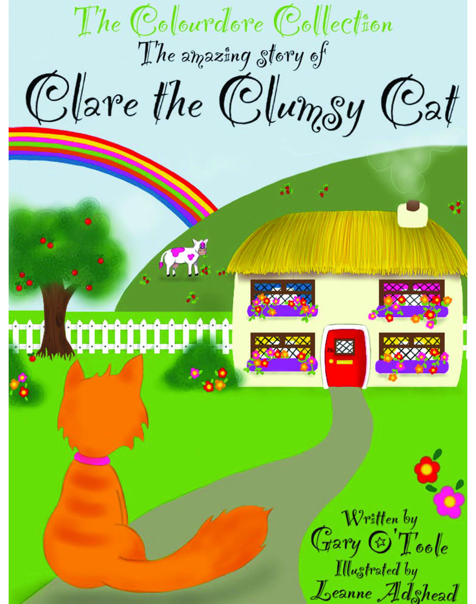 Clare The Clumsy Cat