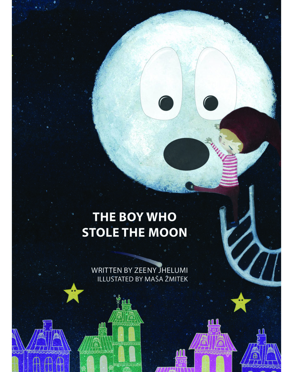 The Boy Who Stole The Moon
