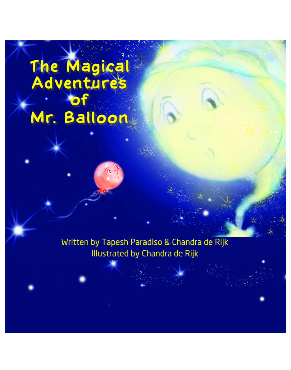 The Magical Adventures of Mr. Balloon