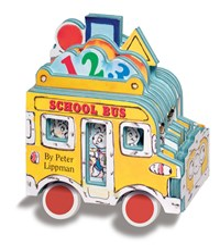 Mini Wheels: School Bus