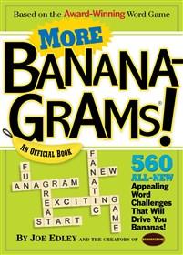 More Bananagrams! Counter Display 10-copy