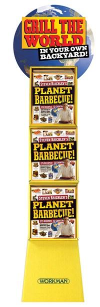 Planet Barbecue! Floor Display 12-Copy