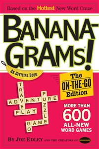 Bananagrams: The On-the-Go Edition