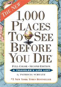 1,000 Places To See Before You Die, 2nd Edition Counter Display 5-Copy