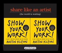 Show Your Work 8 Copy Counter Display