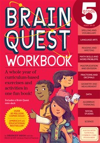 Brain Quest Workbook: 5th Grade