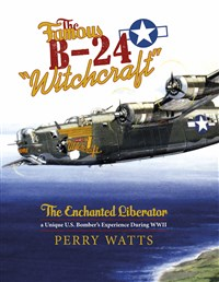 """The Famous B-24 """"Witchcraft"""""""