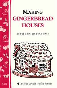 Making Gingerbread Houses