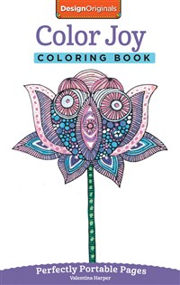 Color Joy Coloring Book