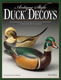 Antique-Style Duck Decoys