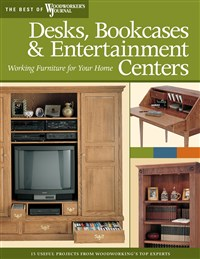 Desks, Bookcases, and Entertainment Centers (Best of WWJ)