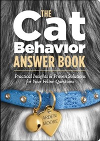 The Cat Behavior Answer Book 8-Copy Counter Display