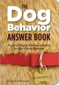 The Dog Behavior Answer Book 8-Copy Counter Display