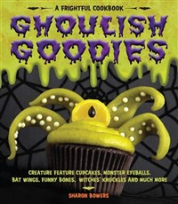 Ghoulish Goodies Counter Display 8-Copy