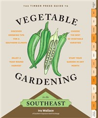 The Timber Press Guide to Vegetable Gardening in The Southeast- 6 COPY DISPLAY