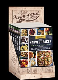 The Harvest Baker 6-Copy Counter Display