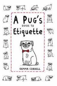 A Pug's Guide to Etiquette Counter Display 8-Copy