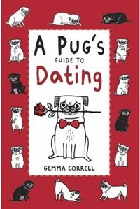 A Pug's Guide to Dating 8 Copy Counter Display Pack