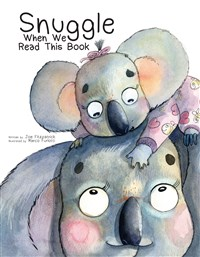 Snuggle When We Read This Book