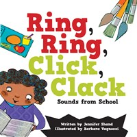 Ring, Ring, Click, Clack Sounds from School