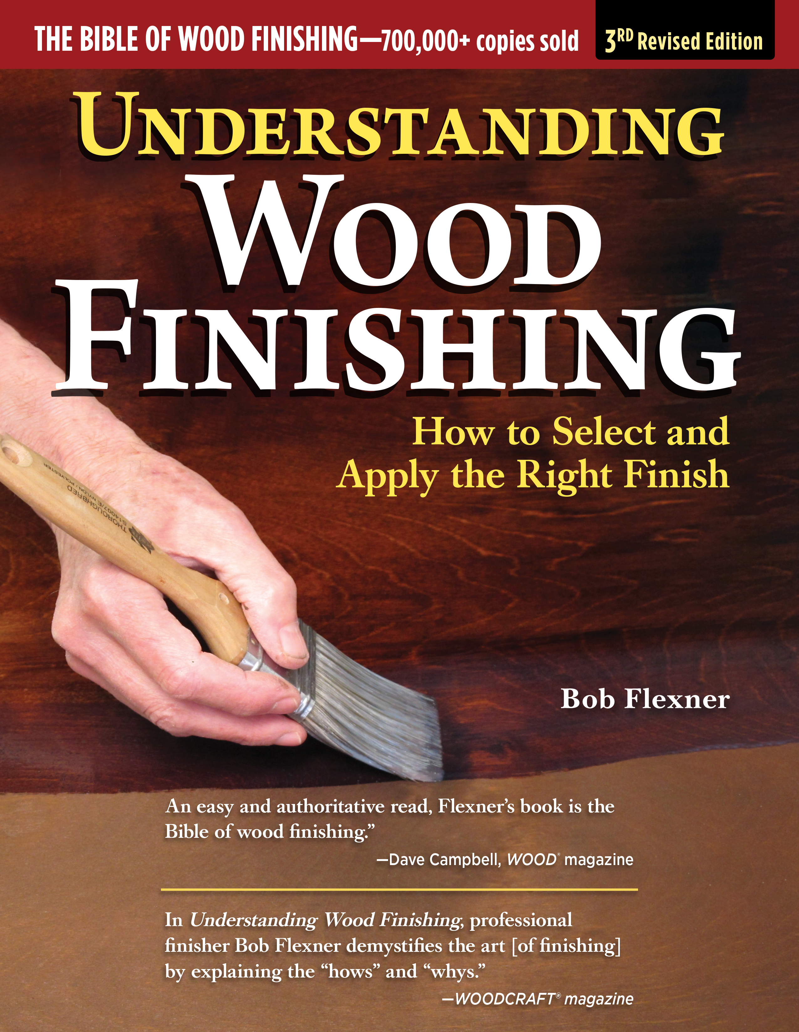 Understanding Wood Finishing, New Revised Edition